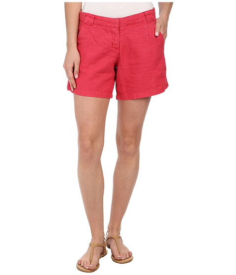 Dylan by True Grit - Ribbon Classic Shorts (Juicy Red) Women