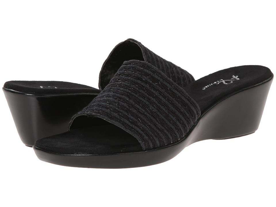 Aerosoles - Say-Yes (Black Multi) Women's Shoes