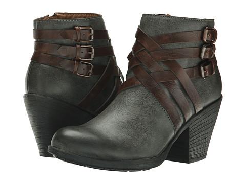 EuroSoft - Phoebe (Grey/Coffee) Women's Shoes
