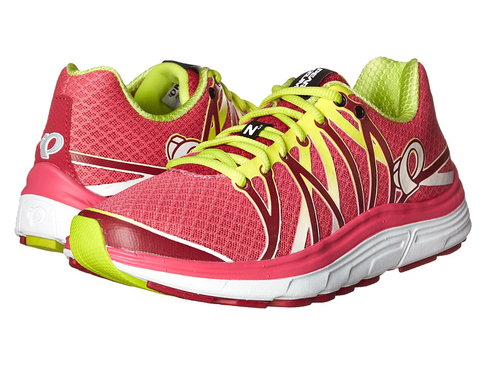 Pearl Izumi - EM Road N 3 (Honeysuckle/Cerise) Women's Running Shoes
