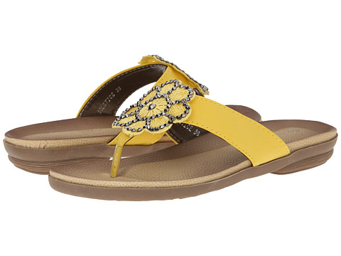 PATRIZIA - Solstice (Yellow) Women's Sandals