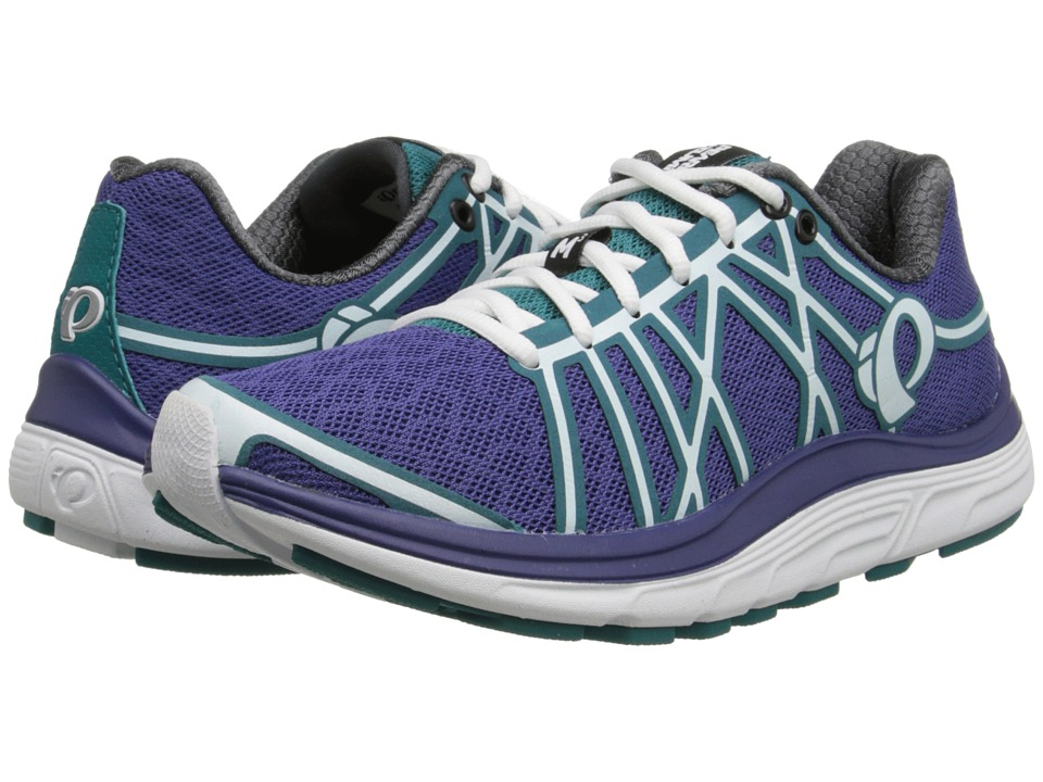 Pearl Izumi - EM Road M 3 v2 (Deep Wisteria/Algiers Blue) Women's Running Shoes