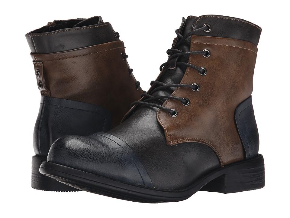 Rieker - 96712 (Ozean Bratislava/Stromboli/Tabak) Women's Dress Boots