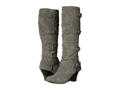 UNIONBAY - Ruth (Grey) Women's Boots