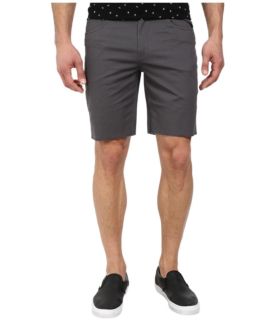 Brixton - Parker Shorts (Charcoal) Men's Shorts
