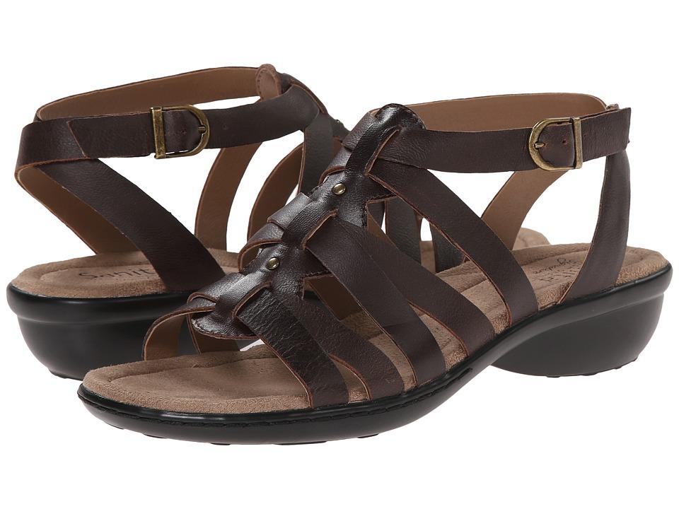 Sanita - Signature - Sandie (Brown) Women's Sandals