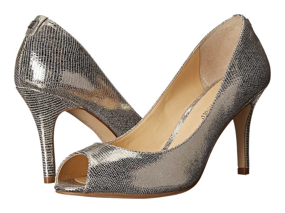 Ivanka Trump - Cleo5 (Pewter Lizard) High Heels