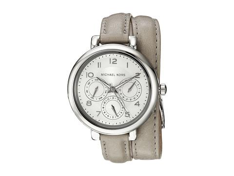 Michael Kors - MK2403 - Kohen (Silver/Gray) Watches