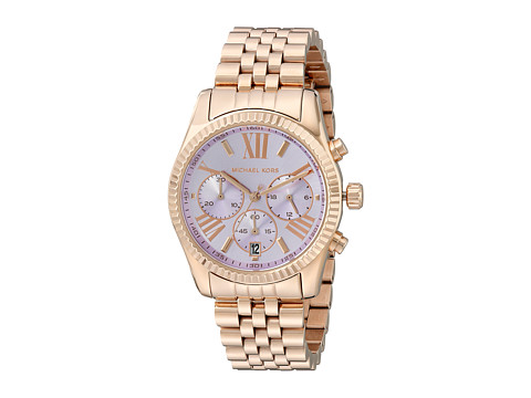 Michael Kors - MK6207 - Lexington (Rose Gold) Watches