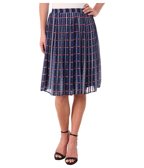 MINKPINK - TAKE CHARGE MIDI SKIRT (Multi) Women's Skirt