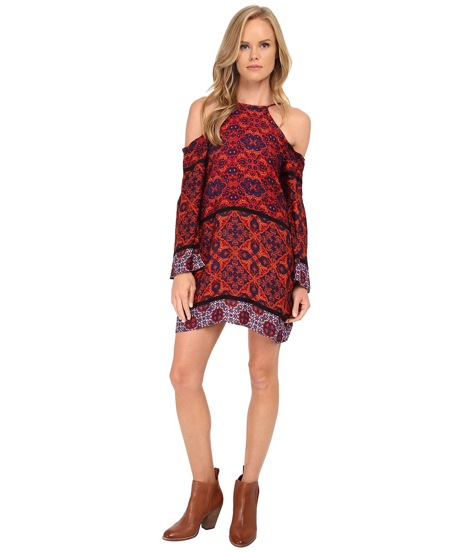 MINKPINK - Sun Dancer Dress (Multi) Women