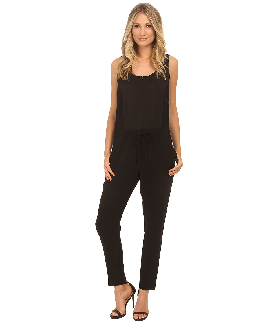 Trina Turk - Addalyn Jumpsuit (Black) Women