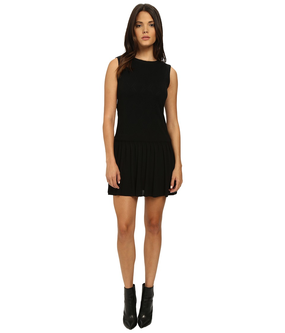 Trina Turk Mackenzie Dress (Black) Women