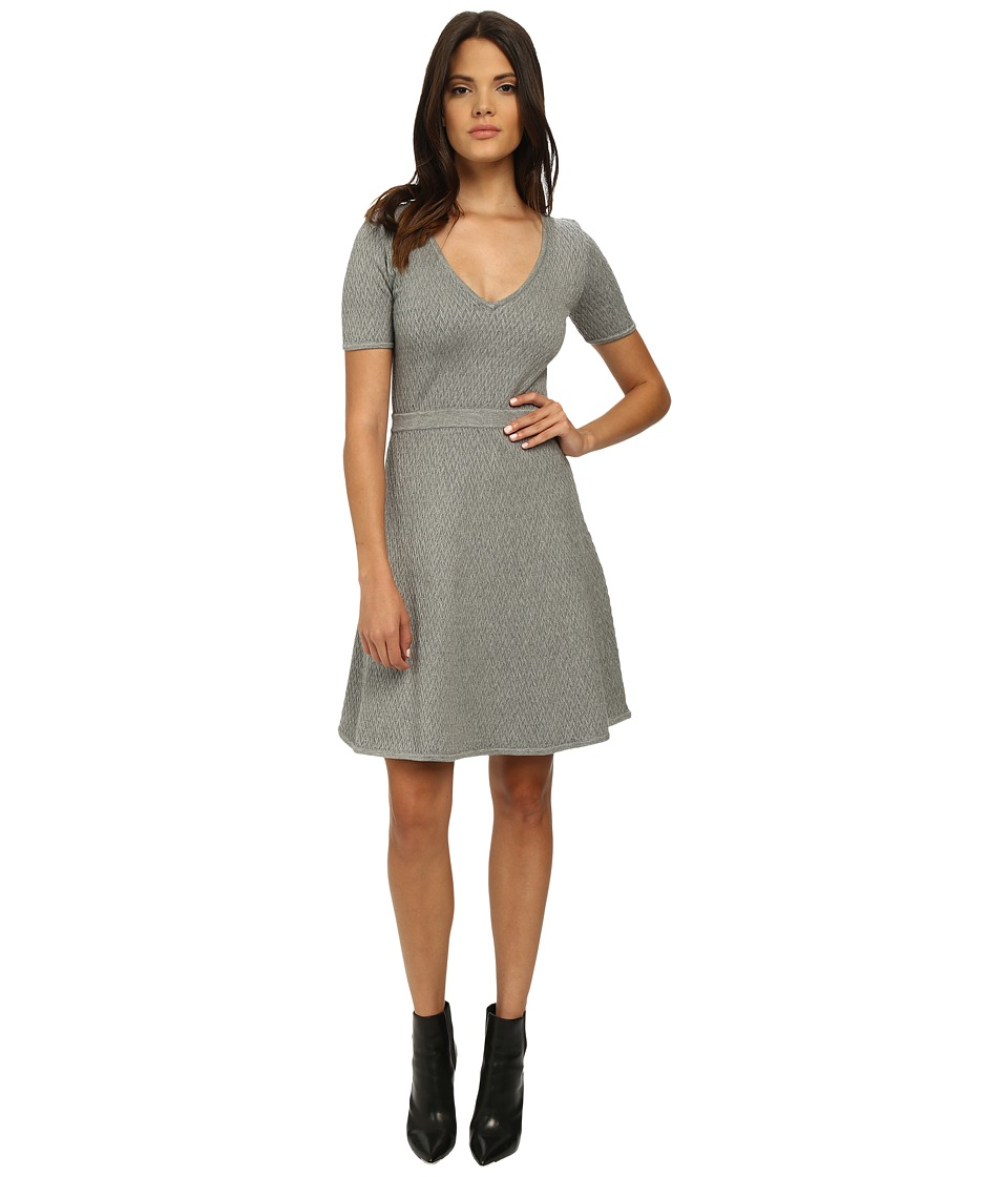 Trina Turk - Laila Dress (Grey Heather) Women's Dress