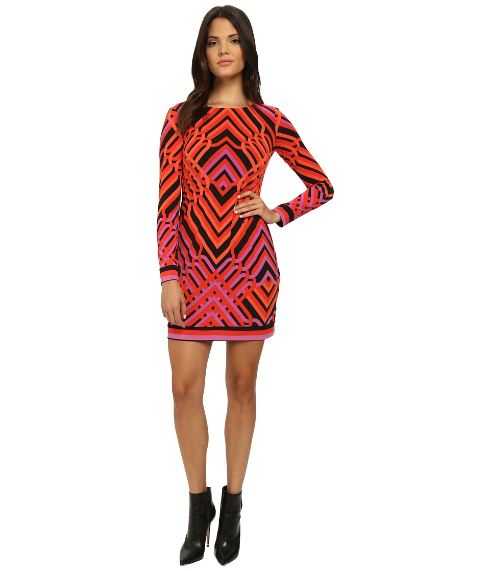 Trina Turk Camellia Dress (Pop Art) Women