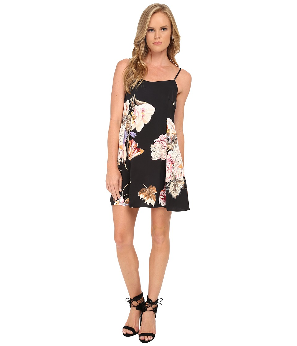 MINKPINK - Coastal Bloom Slip Dress (Multi) Women's Dress