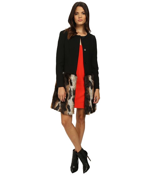 Trina Turk - Valerian Coat (Black) Women