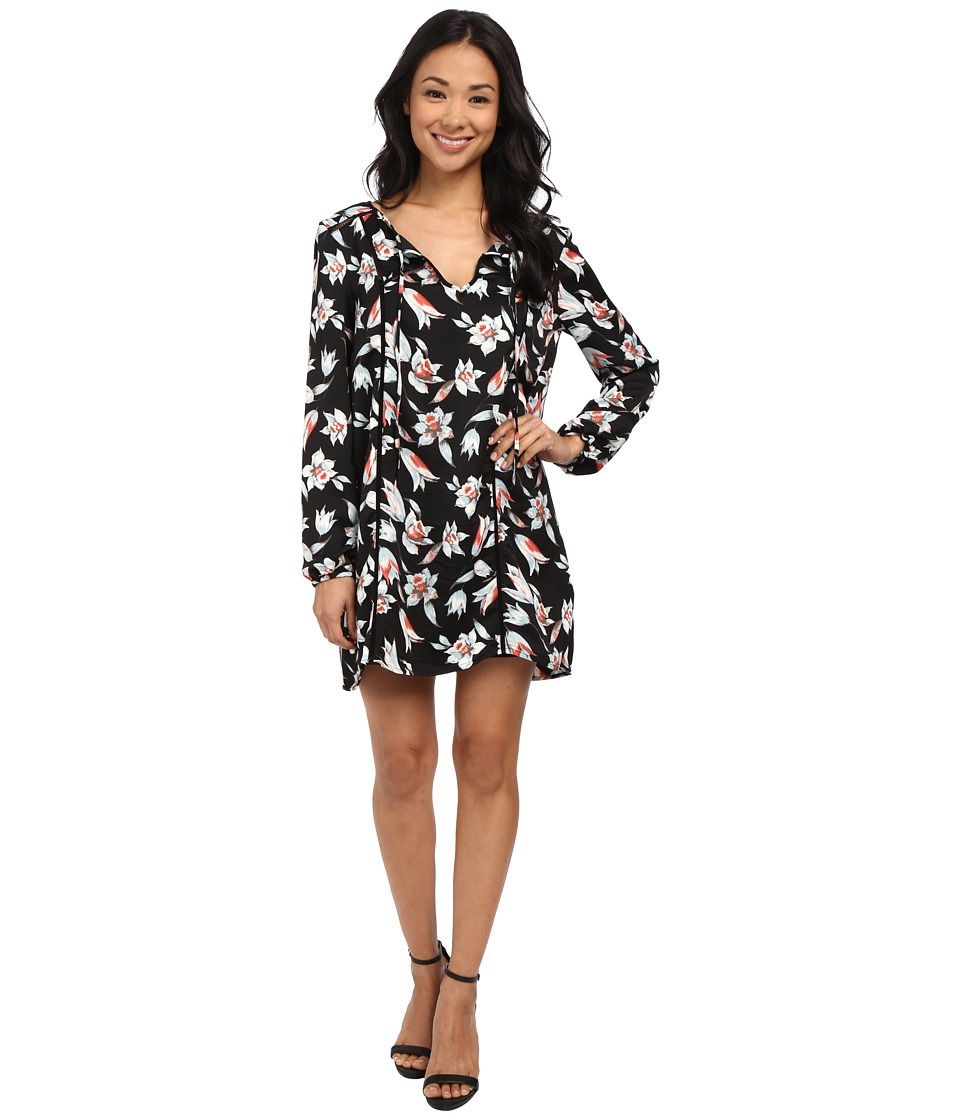 MINKPINK - Keep Blooming Smock Dress (Multi) Women's Dress