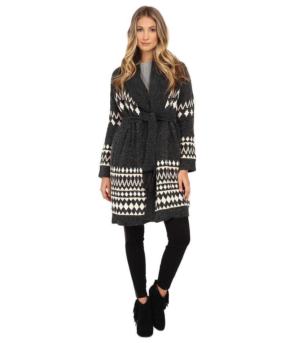 MINKPINK - Sweet Like Chocolate Cardigan (Multi) Women's Sweater