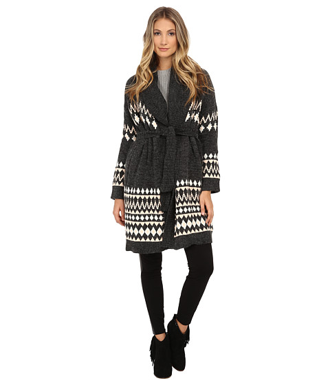 MINKPINK - Sweet Like Chocolate Cardigan (Multi) Women's Sweater