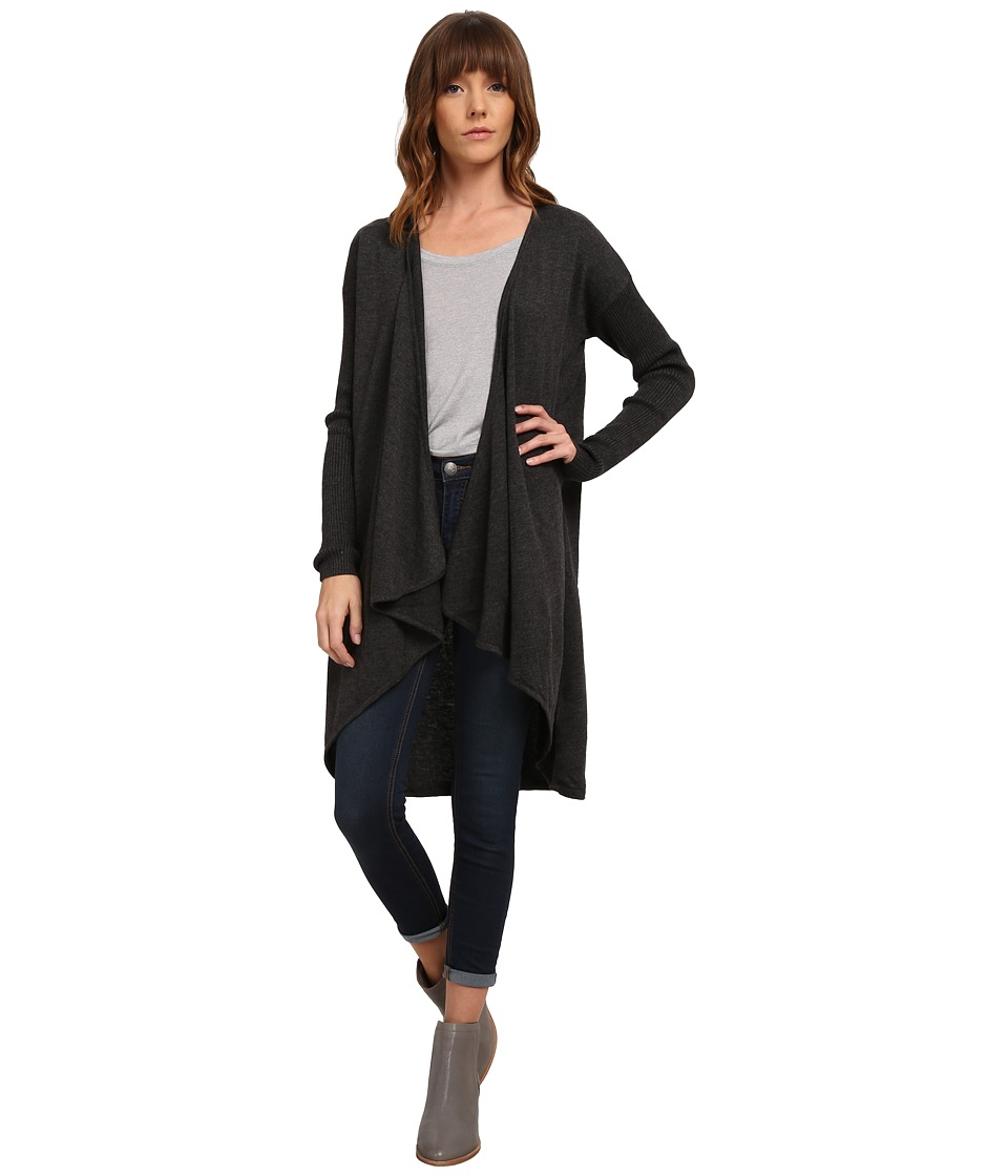 MINKPINK - Unexpected Cardigan (Black) Women's Sweater