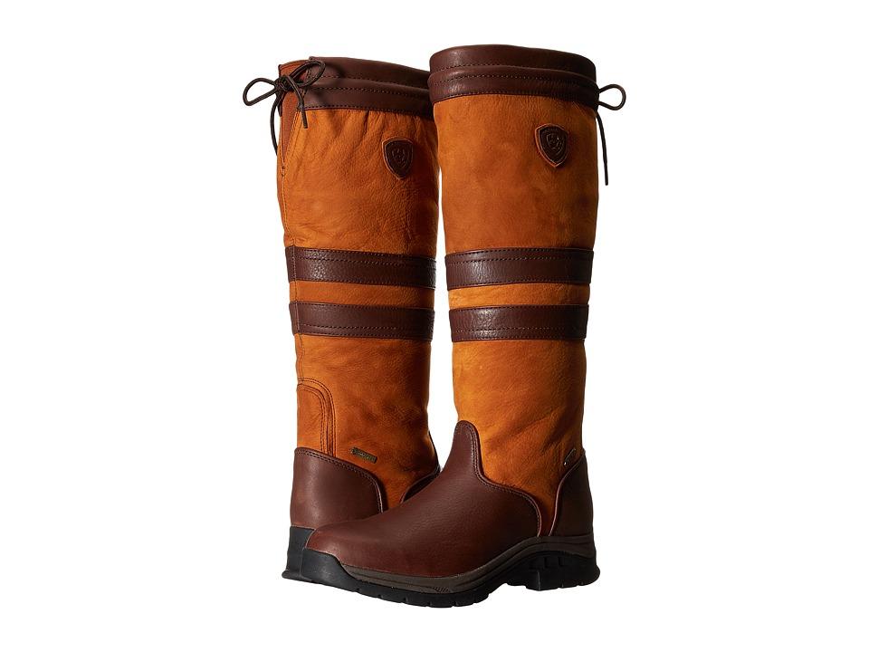 Ariat - Braemar GTX (Teak) Women's Boots