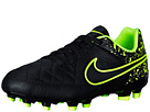 Jr Tiempo Genio Leather Firm Ground Soccer