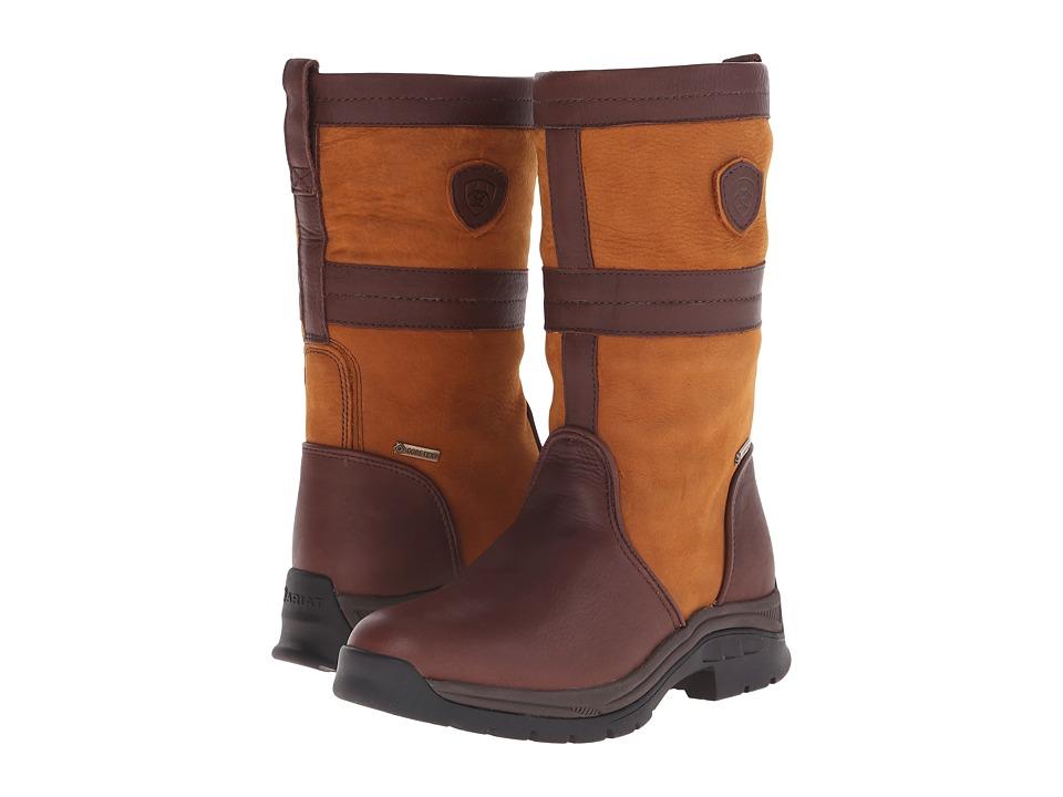 Ariat - Bryan GTX (Teak) Women's Boots