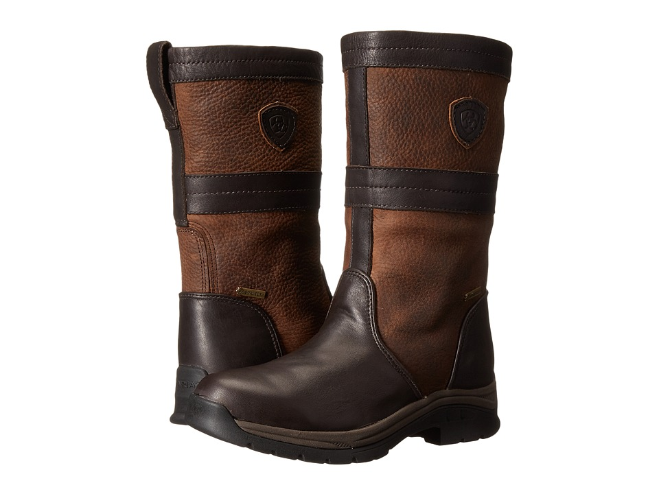 Ariat - Bryan GTX (Ebony) Women's Boots