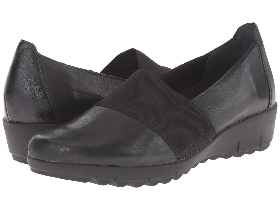 Rieker - D0200 (Black Cristallino/Black Elastique/Black Fino) Women's Shoes