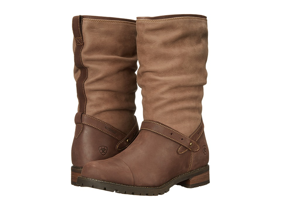 Ariat - Chatsworth H2O (Seal Brown) Women's Boots