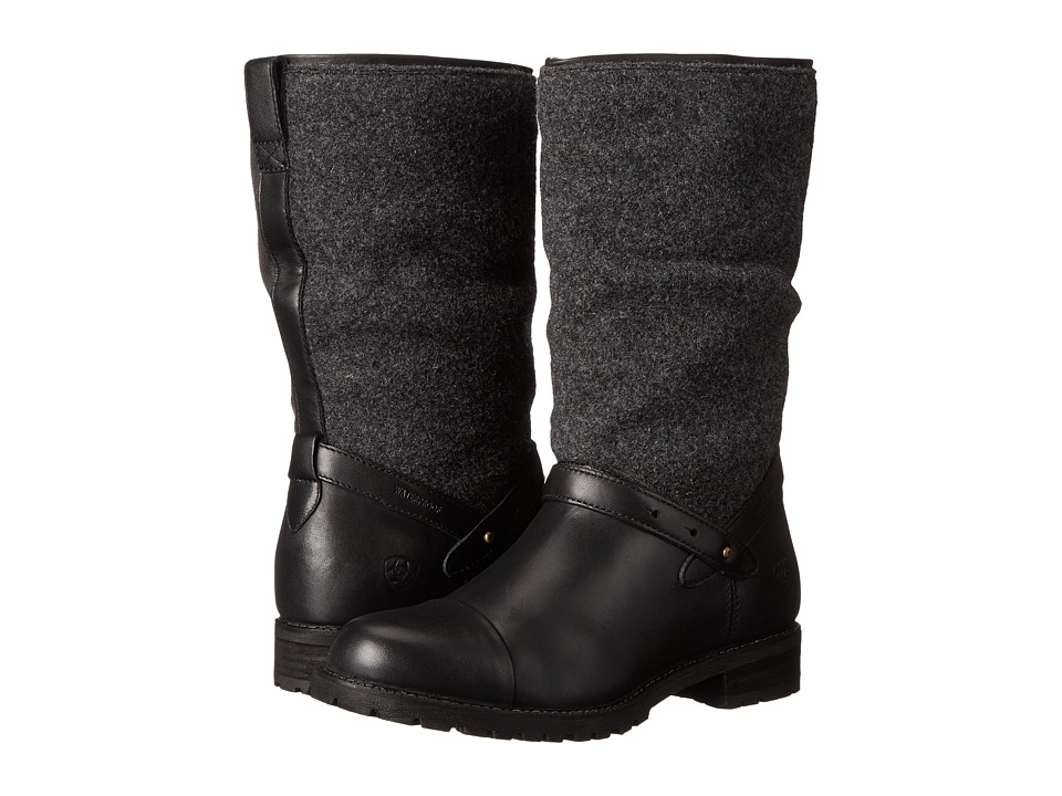 Ariat - Chatsworth H2O (Black) Women
