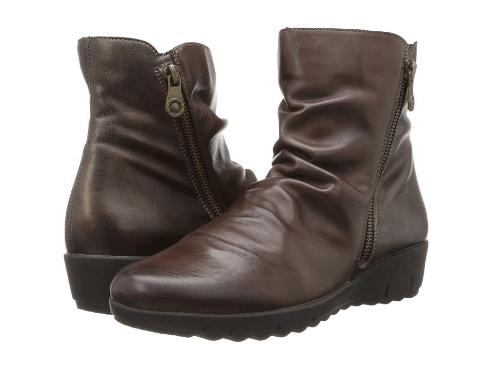 Rieker - D0274 (Teak Cristallino/Antik Australia) Women's Dress Boots