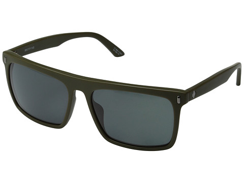 Spy Optic - Yonkers (Army/Grey) Fashion Sunglasses