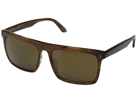 Spy Optic - Yonkers (Sepia/Bronze) Fashion Sunglasses