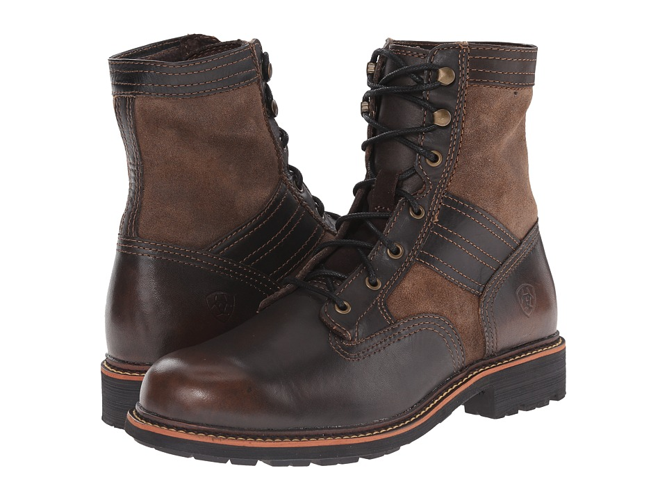 Ariat - Easy Street (Aged Bronze) Men's Boots