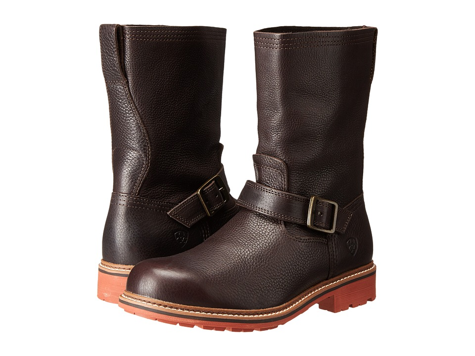 Ariat - Stonewall (Fiddle Brown) Men's Boots