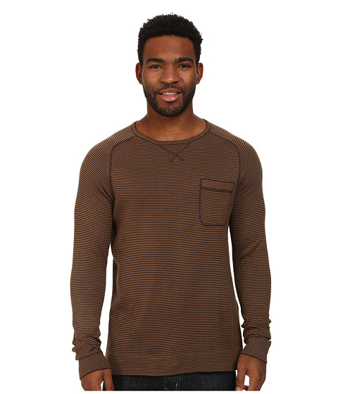 Volcom - Standard Sweater (Bark Brown) Men's Sweater