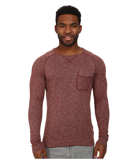 Volcom - Standard Sweater (Burnt Sienna) Men's Sweater