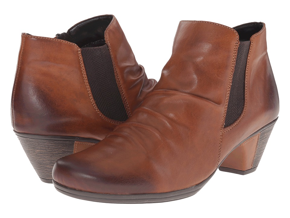 Rieker - D1294 (Muskat Cristallino) Women's Dress Boots