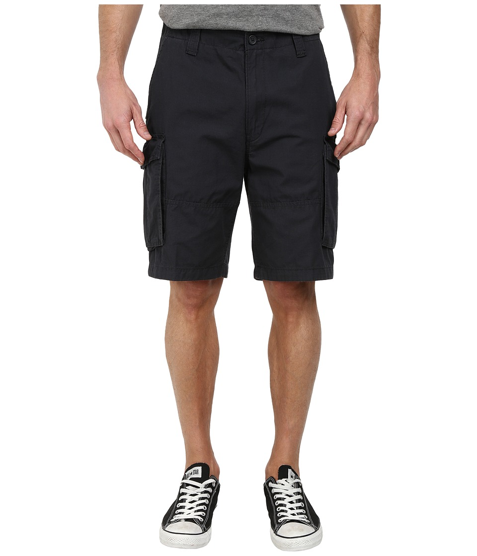 Nautica - Ripstop Cargo Shorts (Off Black) Men's Shorts