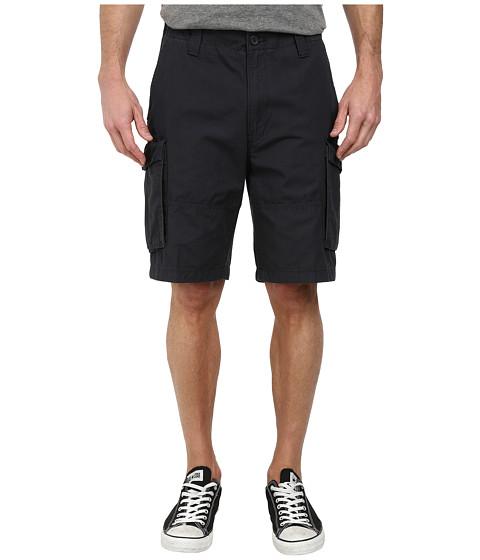 Nautica - Ripstop Cargo Shorts (Off Black) Men's Shorts