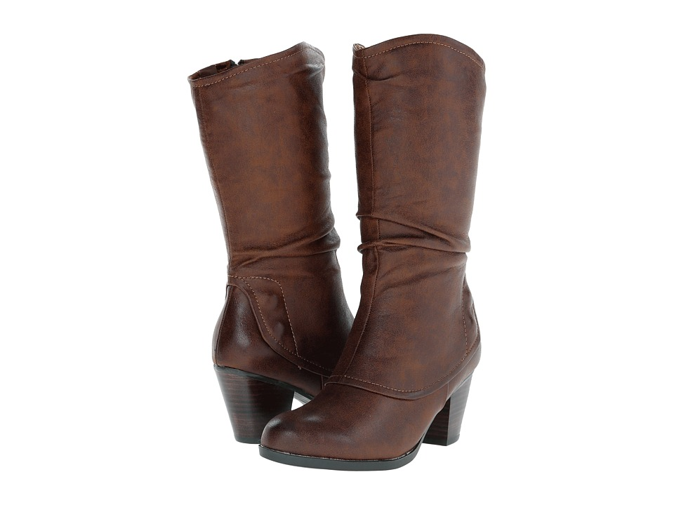 Bare Traps - Areli (Brush Brown) Women's Boots