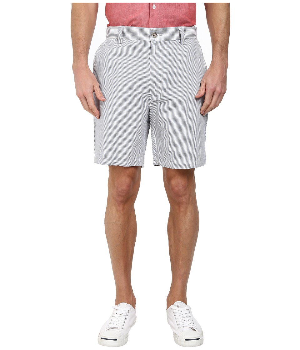 Nautica - Yarn Dyed Stripe Shorts (Nautica Blue) Men's Shorts