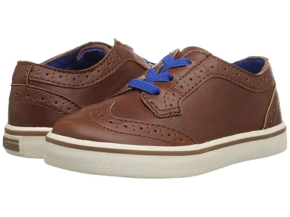 Elements by Nina Kids - Braxton (Toddler/Little Kid/Big Kid) (Brown) Boys Shoes