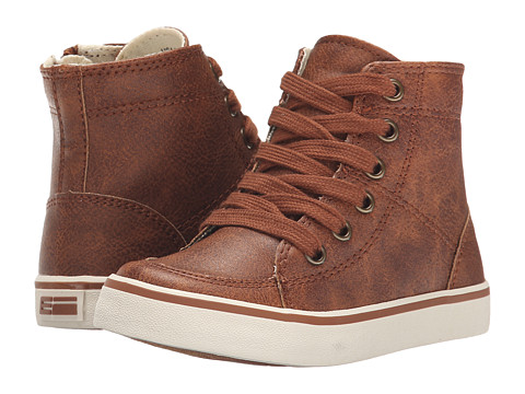 Elements by Nina Kids - Brandon (Toddler/Little Kid/Big Kid) (Brown) Boys Shoes