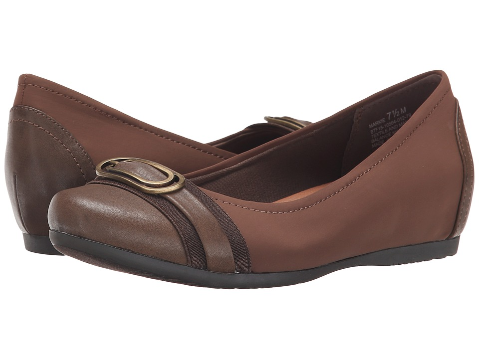 Bare Traps - Markie (Mushroom) Women's Shoes