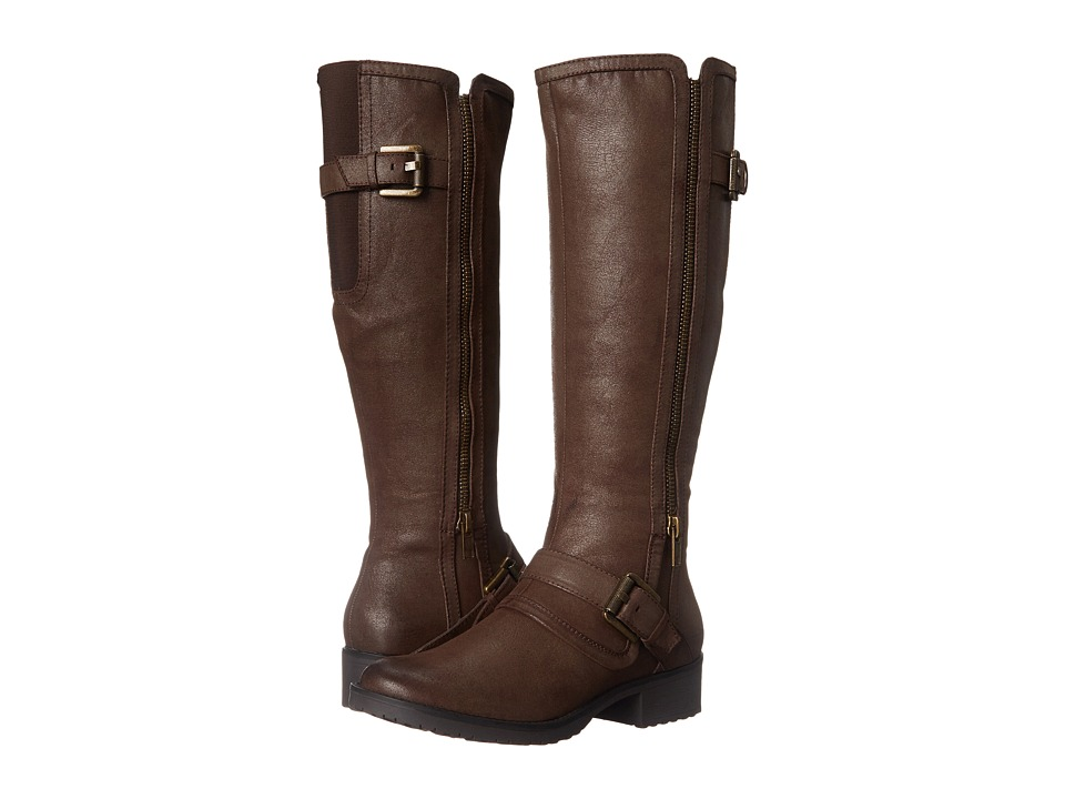 Bare Traps - Odissa (Dark Brown) Women's Boots