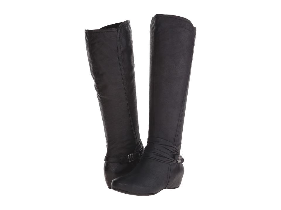 Bare Traps - Sapphire (Black) Women's Boots