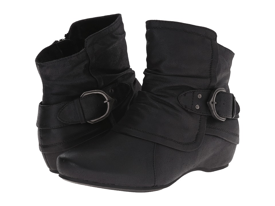 Bare Traps - Steena (Black) Women's Boots